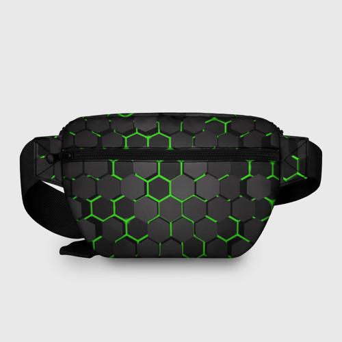 Поясная сумка 3D  MINECRAFT CREEPER Фото 01