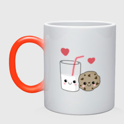 Milk and Cookies Love