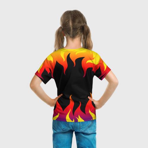 Детская футболка 3D NANI | Brawl Stars Фото 01