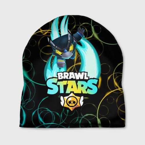 Шапка 3D BRAWL STARS MECHA CROW. Фото 01