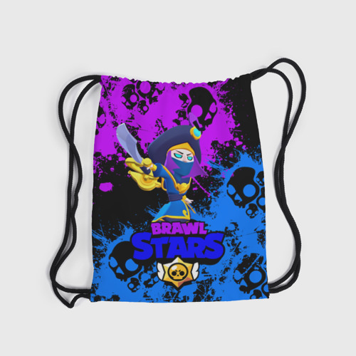 Рюкзак-мешок 3D Rogue Mortis | Brawl Stars Фото 01