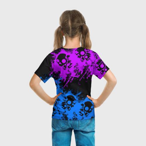 Детская футболка 3D Rogue Mortis | Brawl Stars Фото 01
