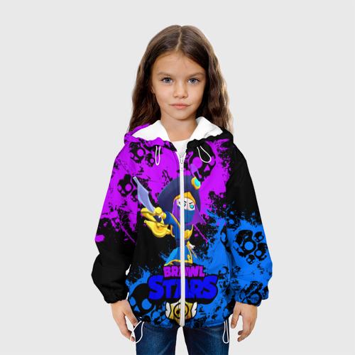Детская куртка 3D Rogue Mortis | Brawl Stars Фото 01