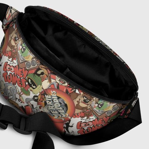 Поясная сумка 3D Looney Tunes поясная Фото 01