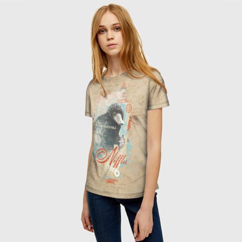 Женская футболка 3D Niffler Фото 01