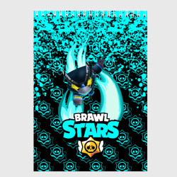 Brawl stars mecha crow.