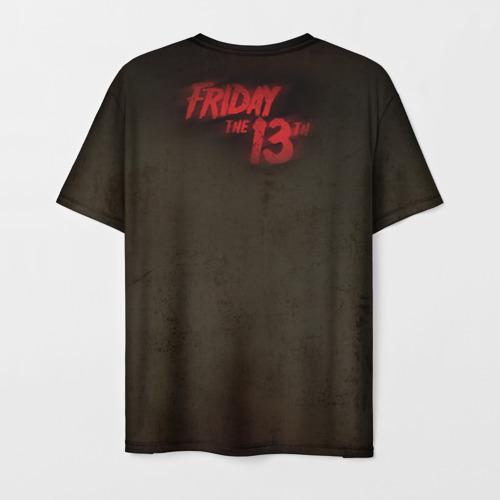 Мужская футболка 3D F13 Фото 01