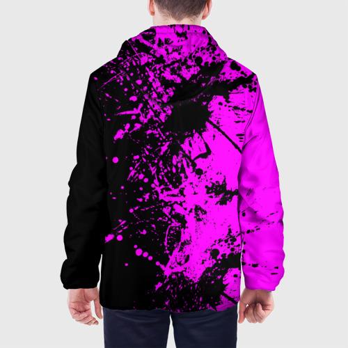 Мужская куртка 3D Чёрная магия Фото 01