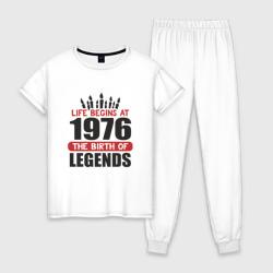1976 - рождение легенды