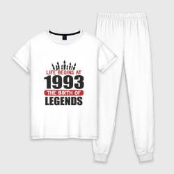 1993 - рождение легенды