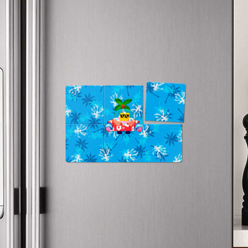 Магнитный плакат 3Х2 BRAWL STARS (NEW SPROUT) [10] Фото 01
