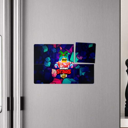 Магнитный плакат 3Х2 BRAWL STARS (NEW SPROUT) [12] Фото 01