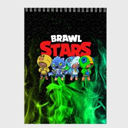 Brawl Stars Leon Quattro