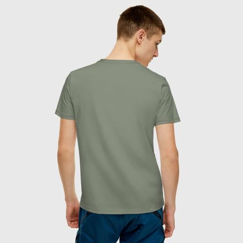 Мужская футболка хлопок Бистбой и Робин Фото 01