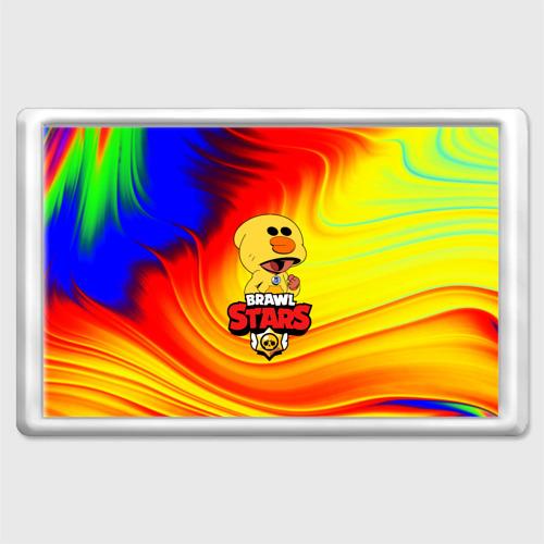 Магнит 45*70 BRAWL STARS:LEON SALLY Фото 01