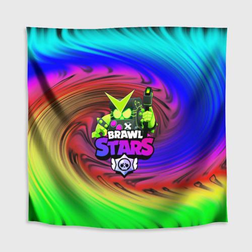 Скатерть 3D BRAWL STARS:VIRUS Фото 01