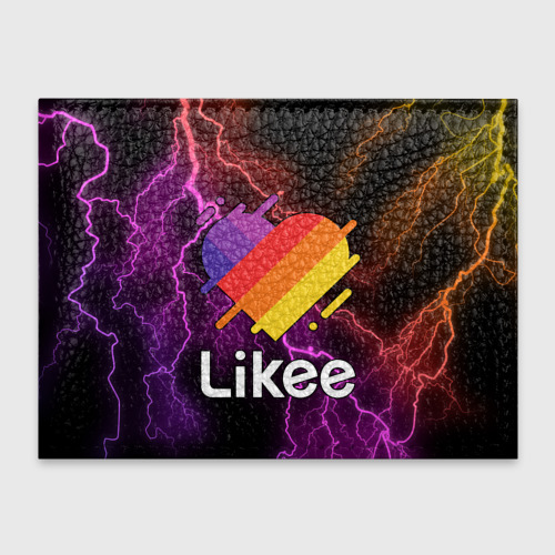 Обложка для студенческого билета Likee (LIKE Video) Фото 01