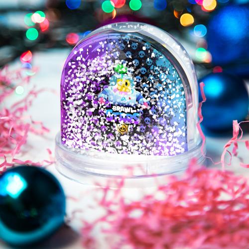 Снежный шар Brawl Stars SPROUT Фото 01