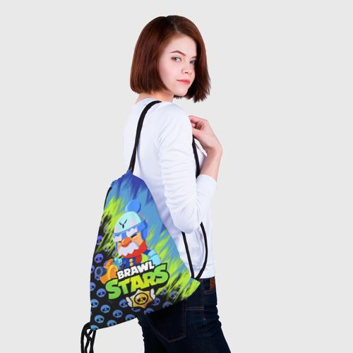 Рюкзак-мешок 3D BRAWL STARS GALE. Фото 01