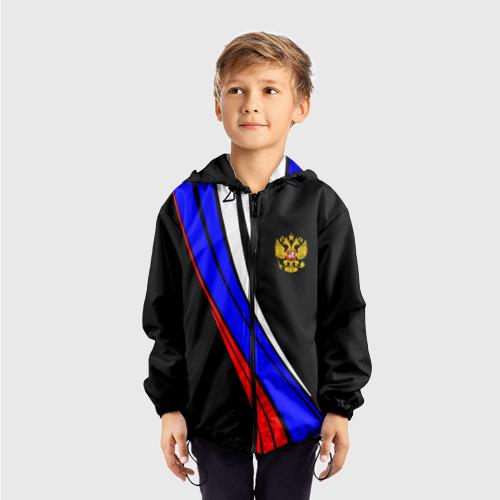 Детская ветровка 3D Russia | Россия Фото 01