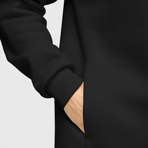 Мужское худи Oversize хлопок HONDA | ХОНДА Фото 01
