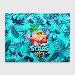 BRAWL STARS TROPICAL SPROUT.