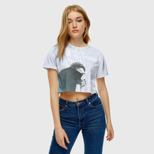 Женская футболка Crop-top 3D Niffler Фото 01