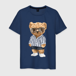 Модный плюшевый медведь