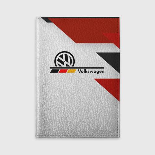 Обложка для автодокументов Volkswagen (Z) Фото 01