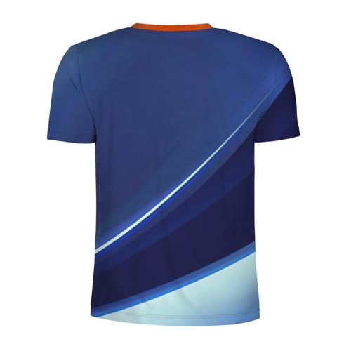 Мужская футболка 3D спортивная VOLVO. Фото 01