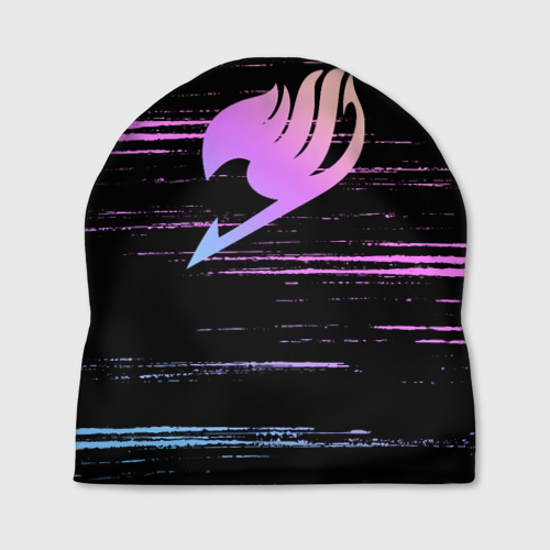 Шапка 3D Helmet Fairy tail colored stripes Фото 01