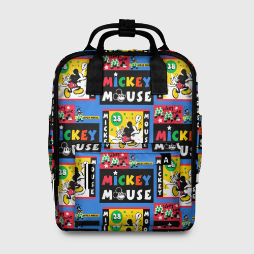 Женский рюкзак 3D М Маус Фото 01