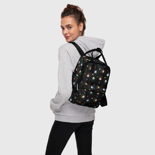 Женский рюкзак 3D Микки Маус Фото 01