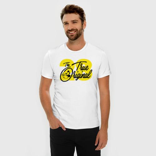 Мужская футболка премиум Микки Маус. 28 Фото 01