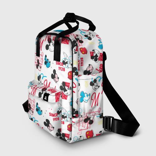 Женский рюкзак 3D Mickey Mouse, Фото 01