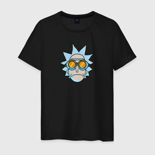 Мужская футболка хлопок Рик Фото 01