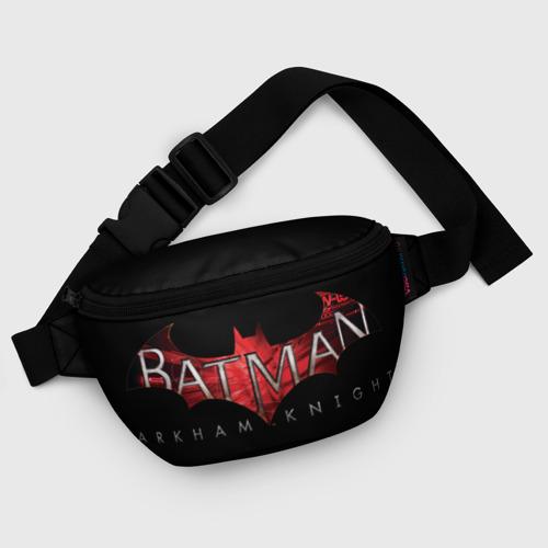 Поясная сумка 3D Batman: Arkham Knight поясная Фото 01