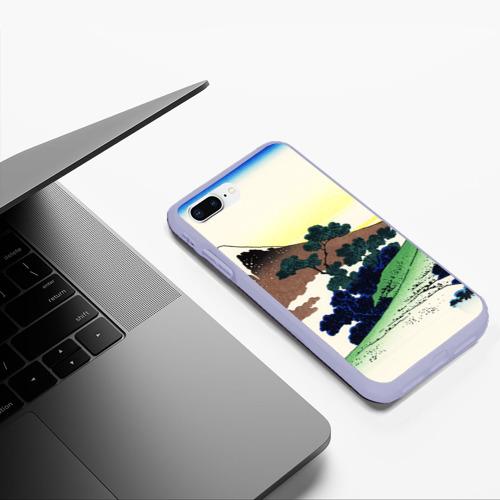 Чехол для iPhone 7Plus/8 Plus матовый ЯПОНИЯ Фото 01