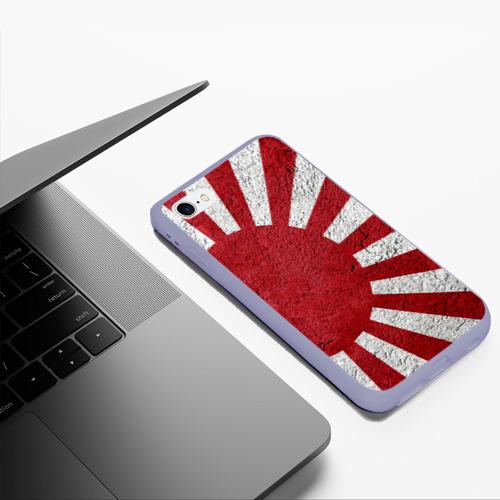 Чехол для iPhone 6Plus/6S Plus матовый ЯПОНИЯ ГРАНЖ Фото 01
