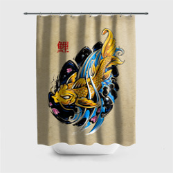 Золотая рыба кои