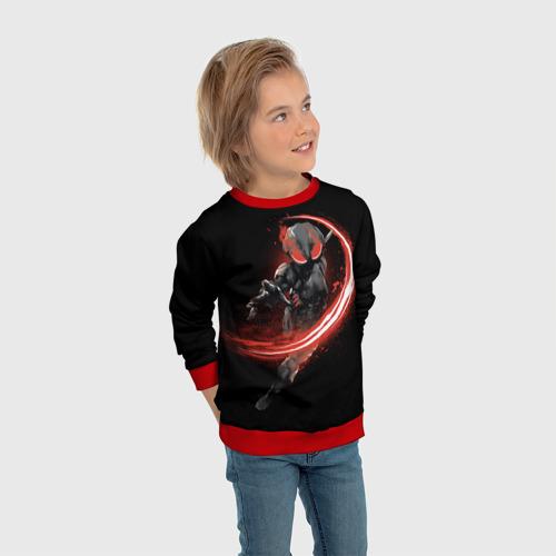 Детский свитшот 3D BLACK MANTA Фото 01