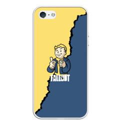 Fallout logo boy