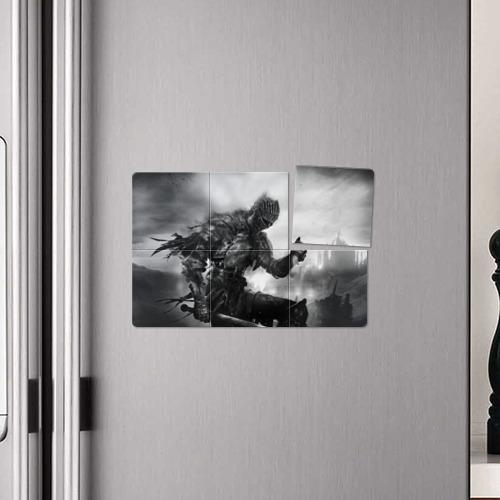 Магнитный плакат 3Х2 DARK SOULS Фото 01