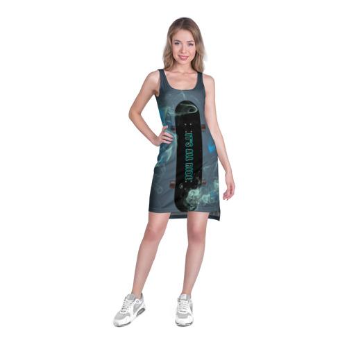 Платье-майка 3D It's All Ride Фото 01