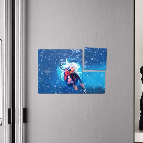 Магнитный плакат 3Х2 Юна Фото 01