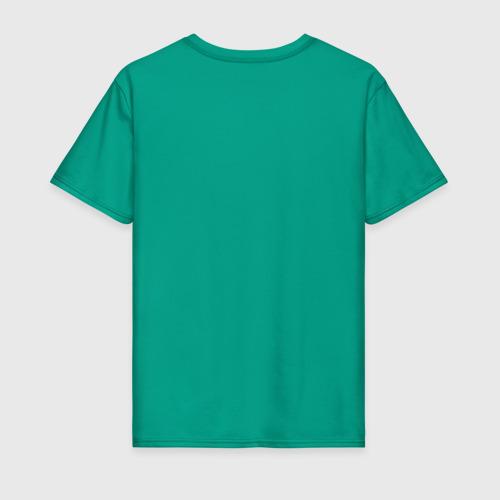 Мужская футболка хлопок Девушка Фото 01