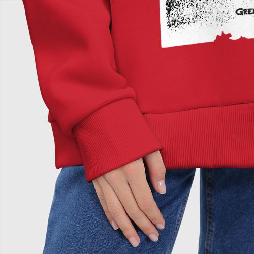Женское худи Oversize хлопок Gremlins Фото 01