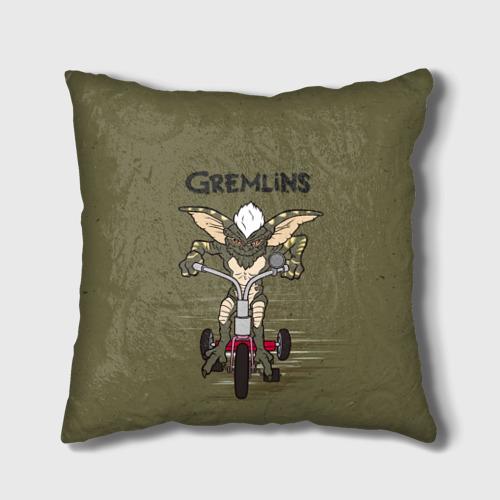 Gremlin on a bike