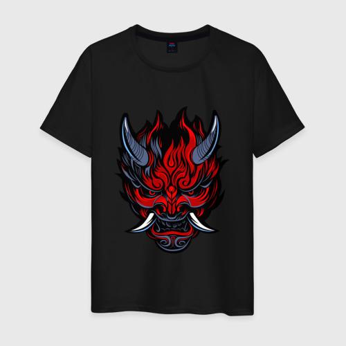 Мужская футболка хлопок Samurai  Фото 01