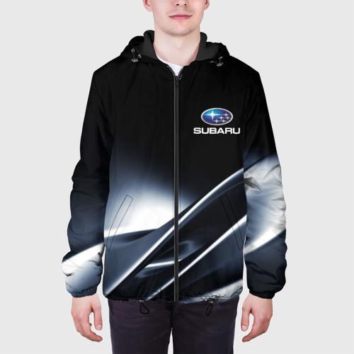 Мужская куртка 3D SUBARU Фото 01